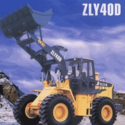 Колесный фронтальный погрузчик ZLY40D фото