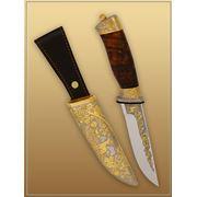 Нож сувенирный Бекас фото