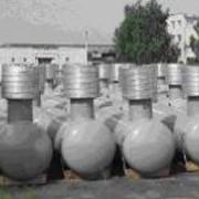 Резервуары подземного размещения для сжиженного углеводородного газа фото