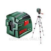 Лазер с перекрестными лучами Bosch PCL 10+штатив фото