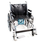 Кресло-коляска инвалидная (Арт. 3022C0303) (для полных пользователей) фото