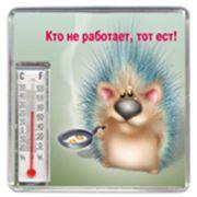 Магниты с термометрами фото