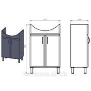 Мебель для ванной Stia 50 фото