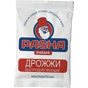 Дрожжи «PASHA» сухие быстродействующие в ассортименте фото
