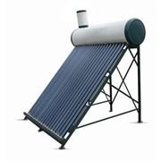 Солнечный проточный водонагреватель СН-09 фото