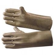 Перчатки диэлектрические штанцованные фото