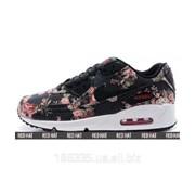 Кроссовки Nike Air Max 90 Floral Print арт. 23095 фото
