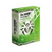 Антивирус Dr.Web Pro 2 ПК/1 год фото