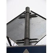 Стойки для дорожных знаков фото