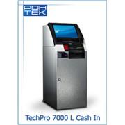 Банкомат TechPro 7000L Cash in, купить, цена фото