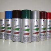 Аэрозольные краски для подкрашивания мелких дефектов фото