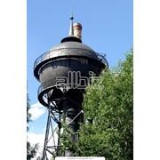 Ремонт и реконструкция водонапорных башен фото