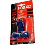 Свисток Арбитра Fox 40 фото