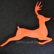 """Светящийся сувенир """"Zoo-Deer"""" - магнит-подвес фото"""