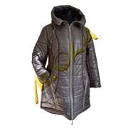 Куртка София, зима фото