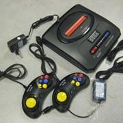Игровывая приставка Sega фото