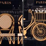 """Схема для вышивания бисером """"Париж-2"""" FLS-045D фото"""