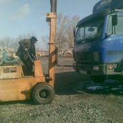 Услуги моториста по грузовым дизелям фото