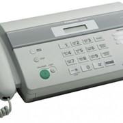 Факс на термобумаге Panasonic KX-FT982 RU-B фото