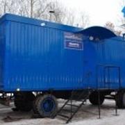 Блок-контейнер БКП-3-01 (на шасси) фото