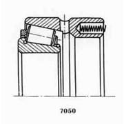 Подшипник 4-17819Л роликовый радиально-упорный c коническими роликами фото