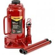 SPARTA Домкрат гидравлический бутылочный, 16 т, H подъема 220-420 мм. SPARTA фото