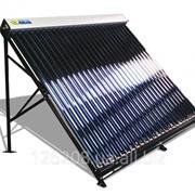 Вакуумный солнечный коллектор ac-vg-25 гелиосистема всесезонная, ар. 111364858 фото