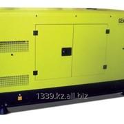 Дизель-генератор GenPower GNT220 в кожухе, мощность 176кВт, АВР(Автоматический ввод резерва), устройство подогрева двигателя фото
