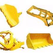 Ремонт навесного оборудования для спецтехники фото