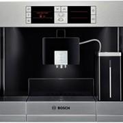 Кофеварки Bosch TCC78K750, нержавеющая сталь фото