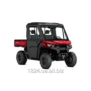 Утилитарный квадроцикл Defender 1000 CAB Intense Red фото