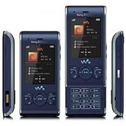 Sony Ericsson W595 blue Оригинал фото