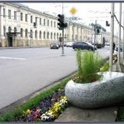 Комплексное благоустройство городских территорий фото