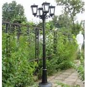 Литье садово-парковое фото
