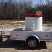 Специальное транспортное средство для перевозки взрывных устройств 1002 BF фото
