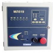 Система управления и сигнализации для сушильных барабанов МЛ 519 фото