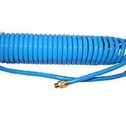 Шланг спиральный полиуретановый 5х8мм 7м ub-508075 фото