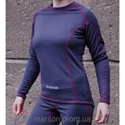 Женский полувер флисовый Marson Soft Layer W фото