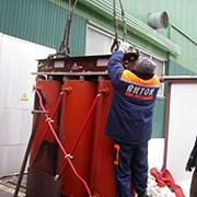 Услуги по ремонту и техническому обслуживанию электрических двигателей, генераторов и трансформаторов фото