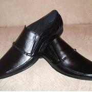 Туфли мужские кожаные оптом от производителя, Львов фото