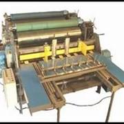 Машина флексографской печати на гофрокартоне с просекально-рилевочной секцией ПРП-200. фото