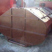 Контейнер мусорный 12 м.куб фото