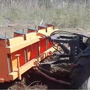 Оборудование лесохозяйственное (грабли лесные) фото
