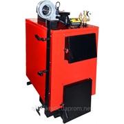 Твердотопливный котел КТ-3Е длительного горения 14 кВт фото