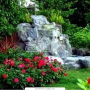Устройство прудов, ручьев и водопадов в саду, устройство искусственных водоемов фото