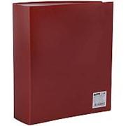 Папка со 100 вкладышами OfficeSpace, 35 мм., 600 мкм., красная, F100L5_10270 фото