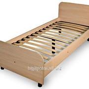 Кровать 3 на буковых ламелях регулируемые ножки (Luxe Studio) фото