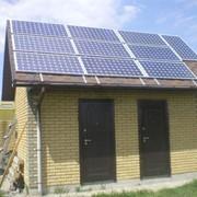 Модули солнечные фотоэлектрические. Фотомодули фото