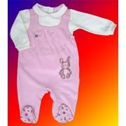 Трикотаж для новорожденных фото
