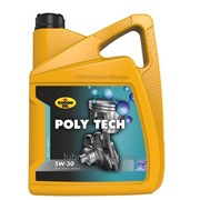 Универсальное масло PolyTech 5w-30 5L pack фото